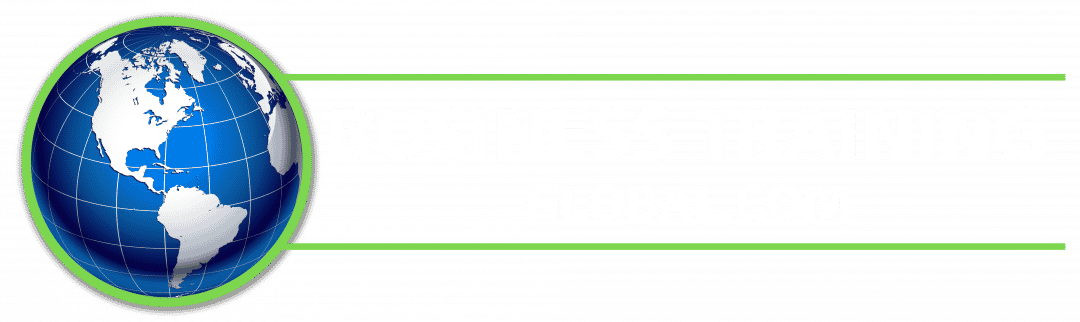 photo of logo for BusinessTrainingGlobal.com-white letters