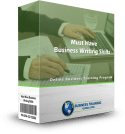 photo of program ware box-Must Have Business Writing Skills Online Training Program