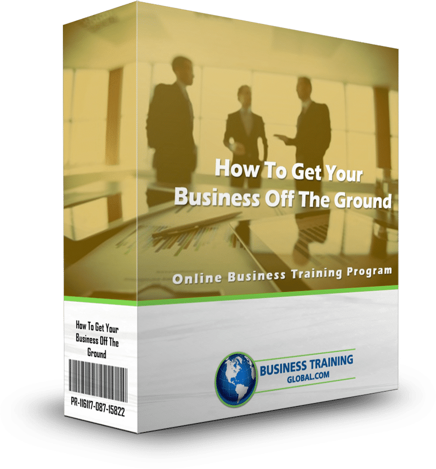 photo of program ware box-How to Get Your Business Off the Ground Online Training Program