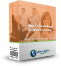 photo of program ware box-how to create loyal lifetime customers online training program