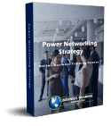 photo of courseware box- Power Networking Strategy Online Course