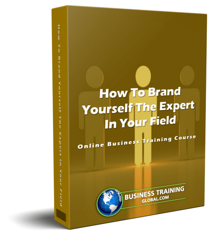 photo of courseware box-How to Brand Yourself the Expert in Your Field Online Course