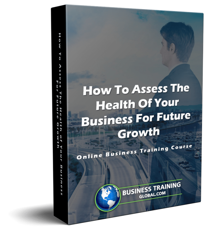 photo of courseware box-How to Assess the Health of Your Business for Future Growth Online Course
