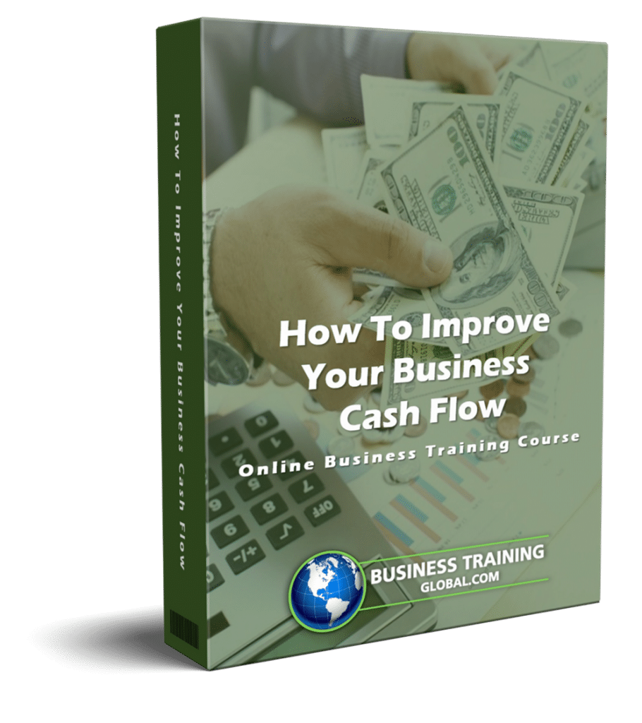photo of courseware box-How to Improve Your Business Cash Flow Online Course