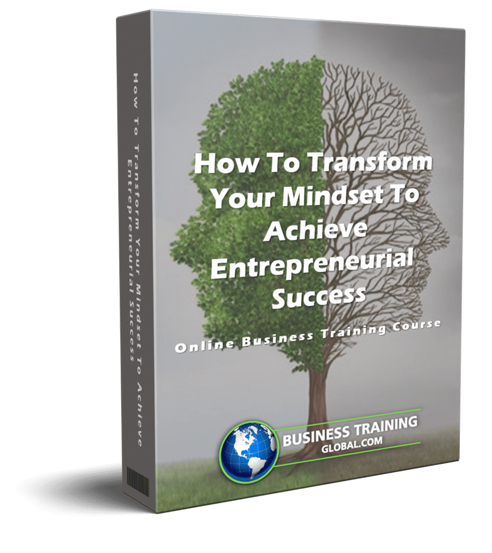 photo of courseware box-How to Transform Your Mindset to Achieve Entrepreneurial Success Online Course