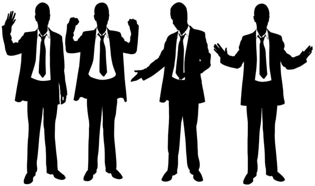 Photo for Business Insights blog-How to Master Body Language in Business Networking