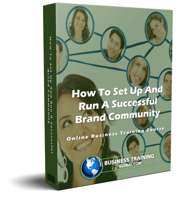 photo of courseware box-How to Set Up and Run a Successful Brand Community Online Course