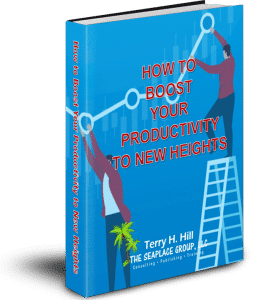 photo of book-how to boost your productivity to new heights