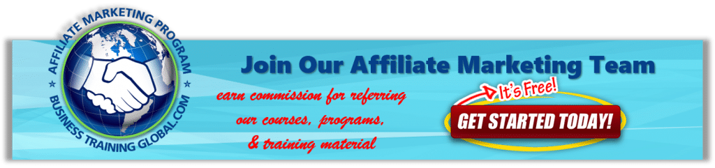 Banner Ad-Join our Affiliate Marketing Team