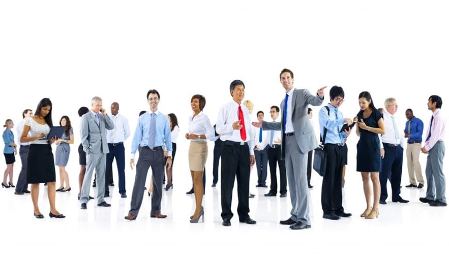 Photo for Business Insights blog-Mastering Body Language in Business Networking