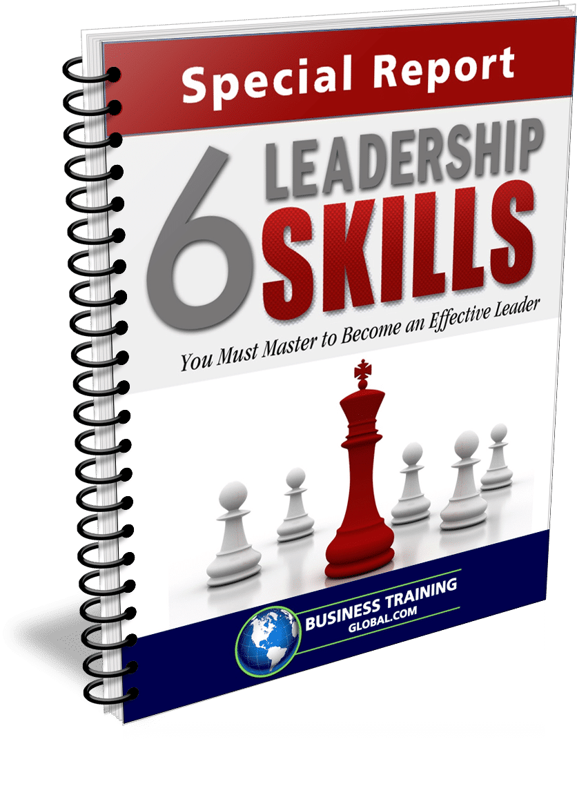photo of special report-6 Leadership Skills