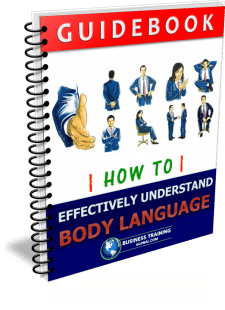 Photo of Guidebook - How to Effectively Understand Body Language from Business Training Global.com