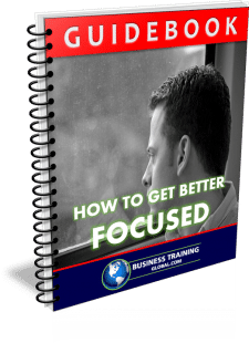 photo of guidebook-How to Get Better Focused