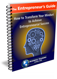 Photo of Guidebook-How to Transform Your Mindset to Achieve Entrepreneurial Success from Business Training Global.com