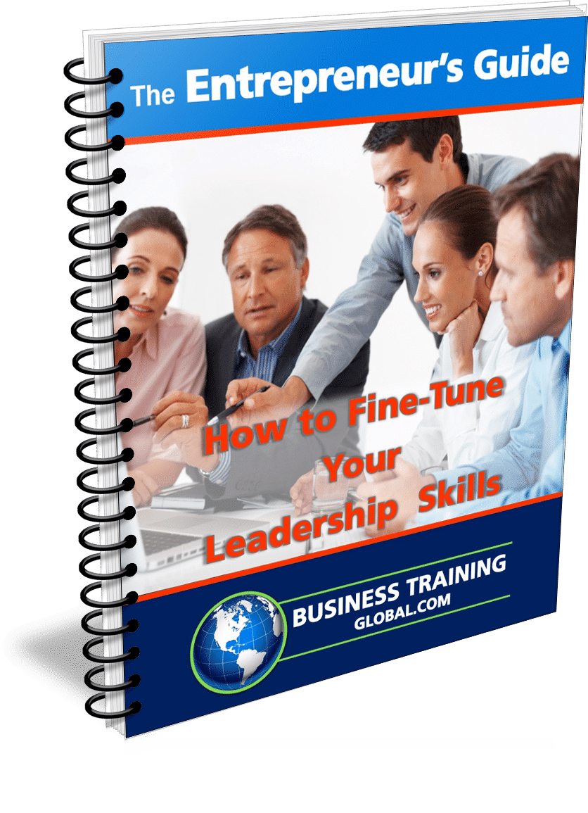 photo of Guidebook, How-to-Fine-Tune-Your-Leadership-Skills