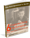 Photo of Guidebook - 6 Copywriting Techniques that Increase Conversions from Business Training Global.com