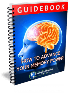 photo of GUIDEBOOK: How to Advance Your Memory Power