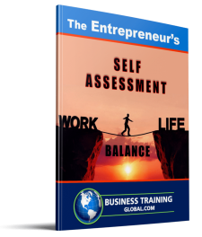 Photo of Self-Assessment Questionnaire-Work Life Balance from Business Training Global.com