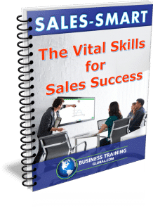 photo of sales smart guide-the vital skills for sales success