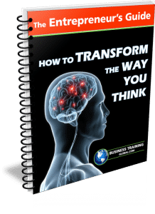 Photo of Guidebook - How to Transform the Way You Think from Business Training Global.com