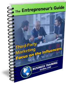Photo of The Entrepreneur's Guidebook Third-Party Marketing- Focus on the Influencers