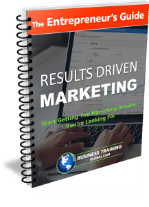 photo of the entrepreneurs guidebook results driven marketing