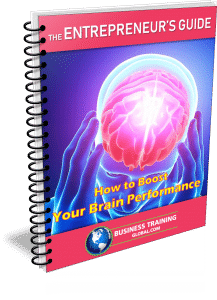 Photo of Guidebook - How to Boost Your Brain Performance from Business Training Global.com
