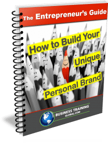photo of the entrepreneurs guide-how to build your Unique Personal Brand