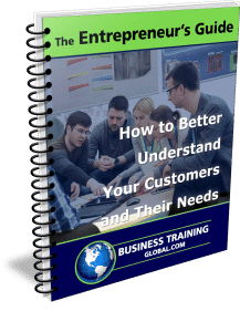 photo of the entrepreneurs guidebook for how to better understand your customers and their needs