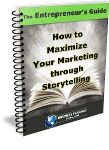 photo of the entrepreneurs guidebook how to maximize your marketing through storytelling