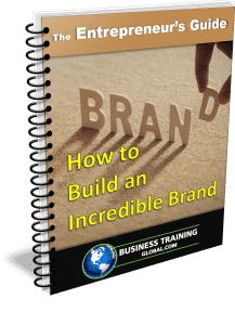 photo of the entrepreneurs guidebook how to build an incredible brand