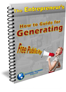 photo of Guidebook-How to Generate Free Publicity for Your Business and Yourself