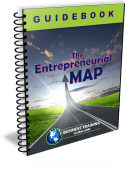 Photo of the entrepreneur guidebook The Entrepreneurial Map