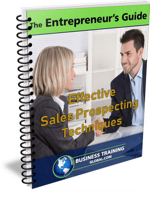 Photo of The Entrepreneur's Guidebook on the Effective Sales Prospecting Techniques