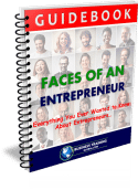 photo of guidebook-Faces of an Entrepreneurs