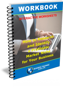 Photo of Workbook-How to Research and Identify a Profitable Market Niche for Your Business