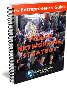 photo of the entrepreneurs guide to power networking strategy