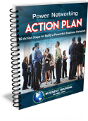 Photo of The Entrepreneur's Guide for the power networking action plan