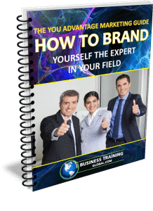 photo of the entrepreneurs guidebook how to brand yourself the expert in your field