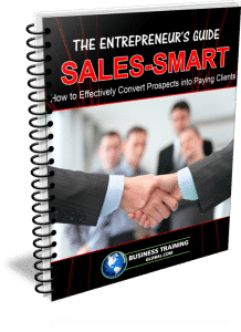 photo of the entrepreneurs guide-sales-smart-how to effectively convert prospects into paying clients
