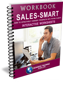 photo of workbook-sales-smart-how to effectively convert prospects into paying clients