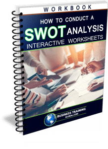 Photo of Workbook- How to Conduct a SWOT Analysis from Business Training Global.com