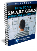 Photo of Workbook- How to Set SMART Goals from Business Training Global.com