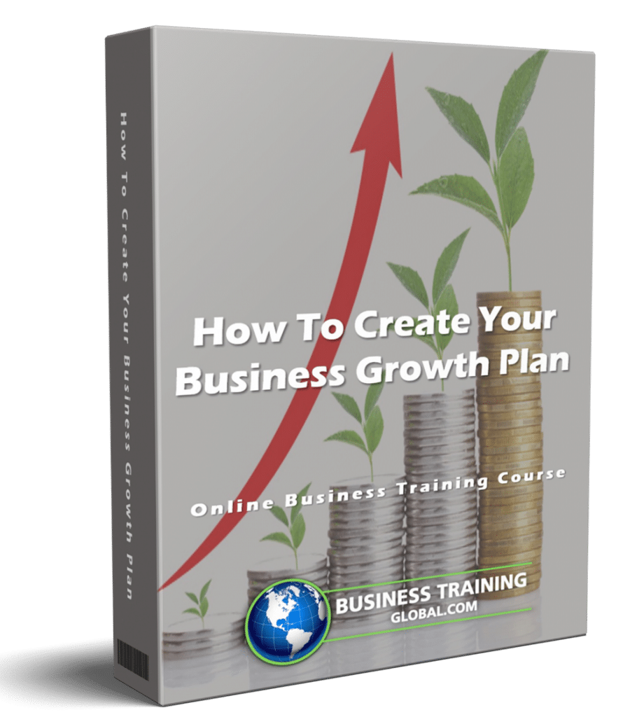 Photo of courseware box-How to Create Your Business Growth Plan