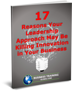 photo of special report-17 reasons your leadership approach may be killing innovation