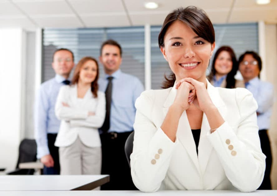 Photo of business woman-Independence and Entrepreneurship — Life in a Free Enterprise Society
