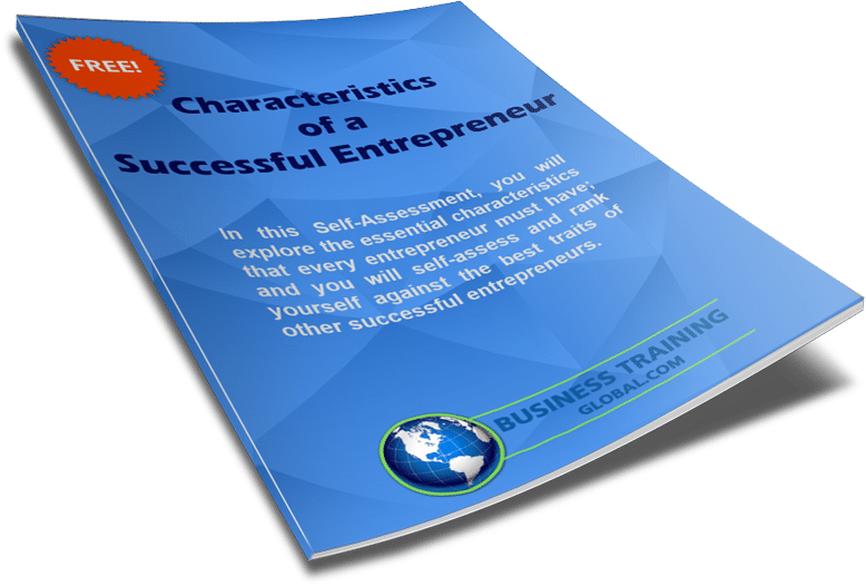 image of Assessment-Characteristics of a Successful Entrepreneur