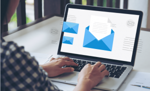 image of email marketing strategy