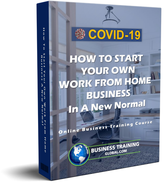 Photo of Courseware Box-How to Start Your Own Work from Home Business in a New Normal