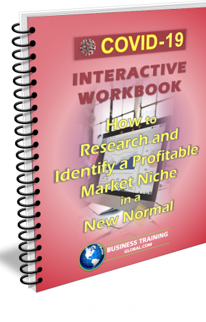 Photo of Workbook-How to Research and Identify aProfitable Market Niche in a New Normal